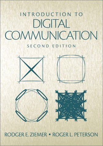 9780138964818: Introduction to Digital Communication (2nd Edition)