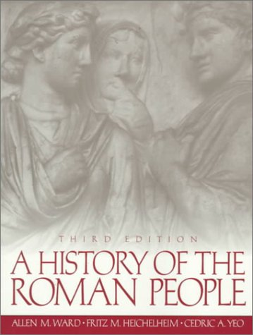 9780138965983: A History of the Roman People