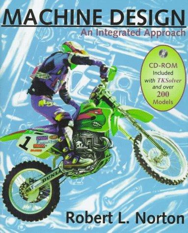 9780138978020: Machine Design: An Integrated Approach