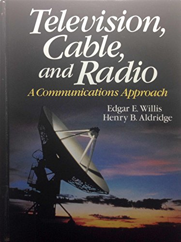 9780138980658: Television, Cable and Radio