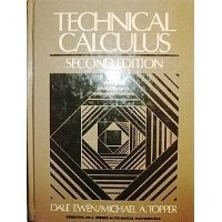 9780138981648: Technical Calculus (Prentice-Hall Series in Technical Mathematics)