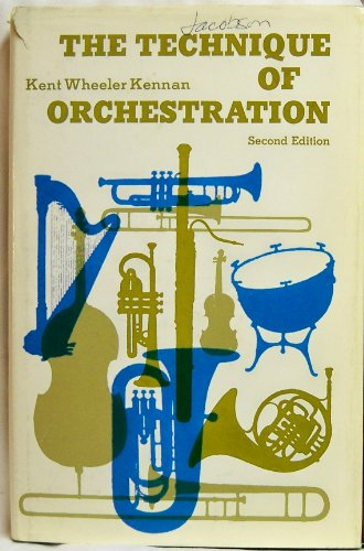 9780139003165: The Technique of Orchestration