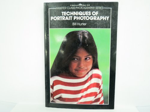9780139006135: Techniques of Portrait Photography (Master Class Photography Series)