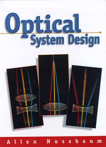 9780139010422: Optical System Design