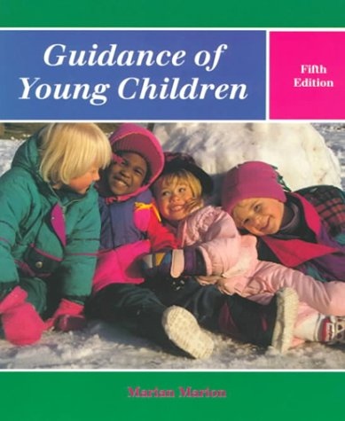 9780139011665: Guidance of Young Children (5th Edition)