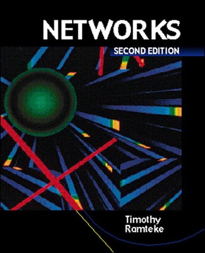 9780139012655: Networks (2nd Edition)
