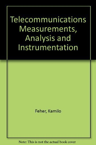 9780139024047: Telecommunications Measurements, Analysis and Instrumentation