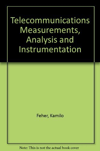 9780139024047: Telecommunications Measurements, Analysis, and Instrumentation