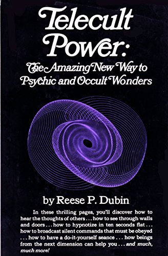 9780139024115: Telecult Power: The Amazing New Way to Psychic and Occult Wonders