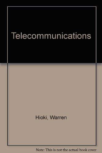 9780139026850: Telecommunications