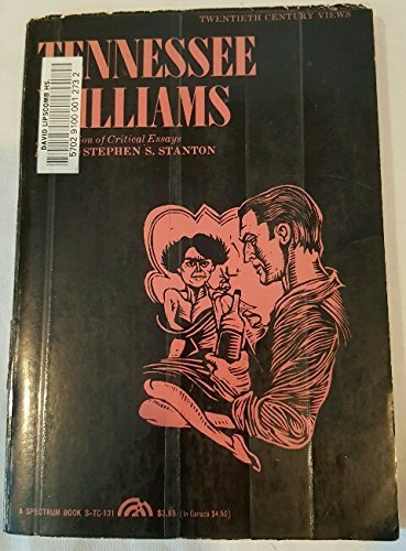 9780139036170: Tennessee Williams: A Collection of Critical Essays (Twentieth Century Views, A Spectrum Book S-TC-131)