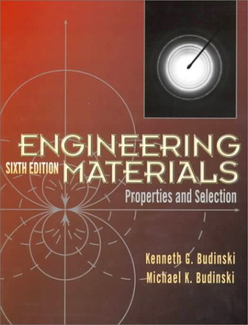 9780139047152: Engineering Materials: Properties and Selection (6th Edition)
