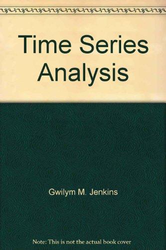9780139051005: Time Series Analysis