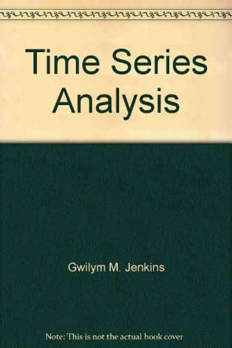 9780139051005: Time Series Analysis