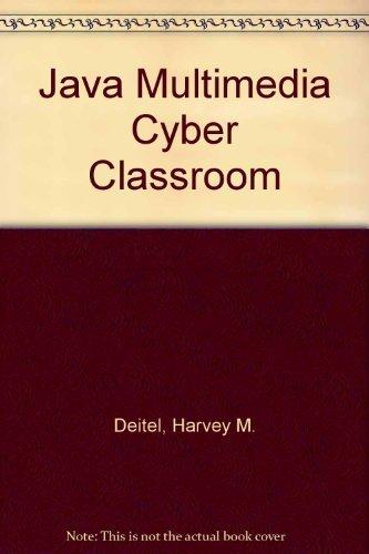 9780139055898: Java Multimedia Cyber Classroom