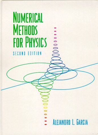 9780139067440: Numerical Methods for Physics (2nd Edition)