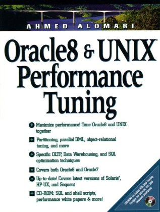 9780139076763: Oracle 8 and UNIX Performance Tuning