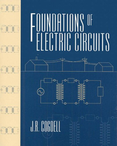 9780139077425: Foundations of Electric Circuits