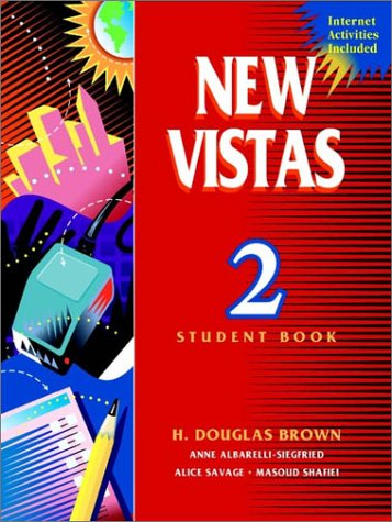 9780139082375: New Vistas: Student Book 2, Second Edition