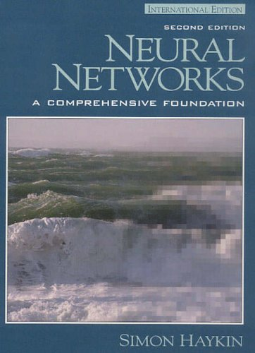 9780139083853: Neural Networks: A Comprehensive Foundation (International Edition)