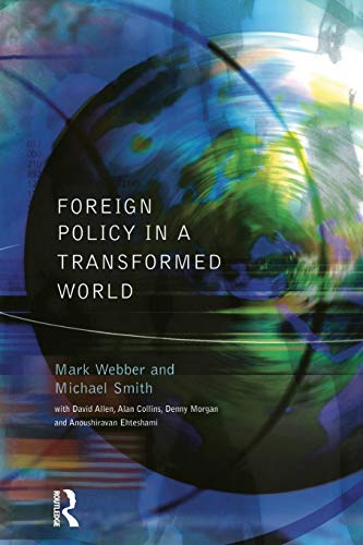 9780139087578: Foreign Policy In A Transformed World