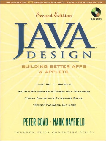 9780139111815: Java Design: Building Better Apps and Applets (2nd Edition)