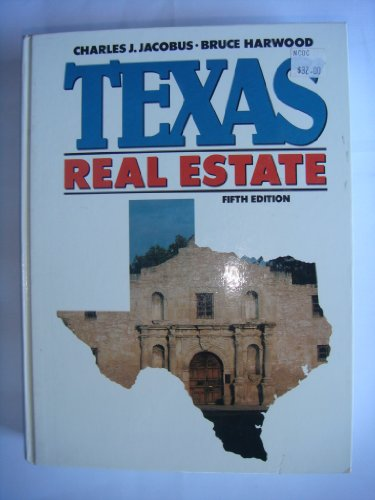 9780139120800: Texas Real Estate
