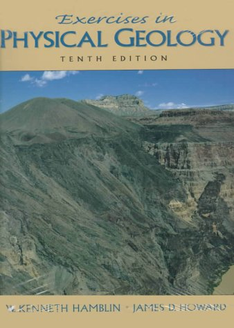 9780139123795: Exercises in Physical Geology