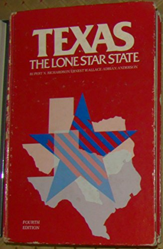 9780139124440: Texas: The Lone Star State