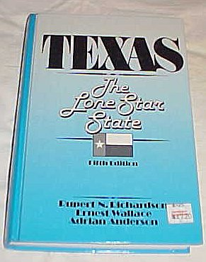 9780139124525: Texas: The Lone Star State