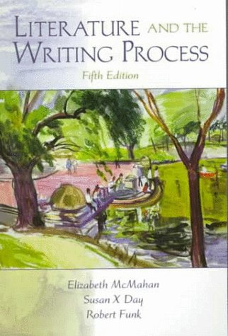 9780139132117: Literature and the Writing Process, Fifth Edition
