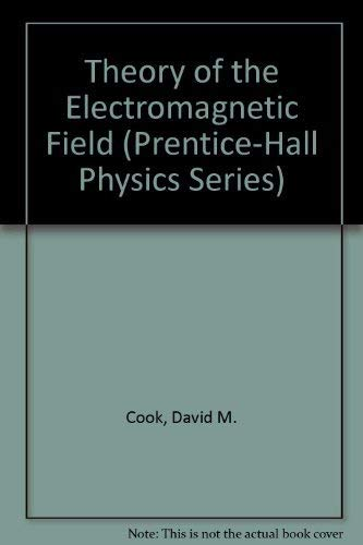 9780139132933: The Theory of the Electromagnetic Field