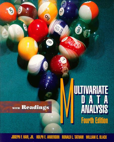 9780139133107: Multivariate Data Analysis: With Readings