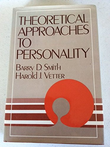 Theoretical approaches to personality