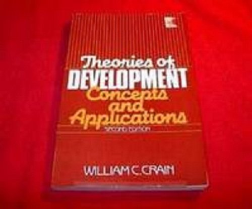 9780139136177: Theories of development: Concepts and applications