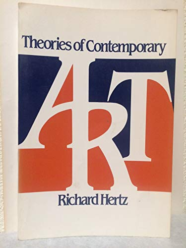 9780139136665: Theories of Contemporary Art