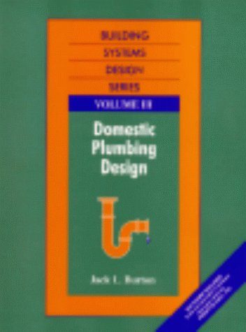 9780139140297: Building Systems Design Series Volume 3: Domestic Plumbing Design