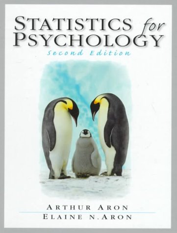9780139140785: Statistics for Psychology