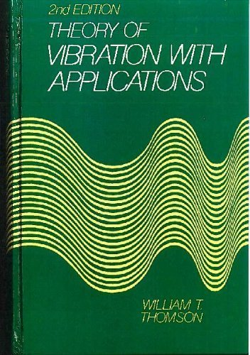 9780139145230: Theory of vibration with applications