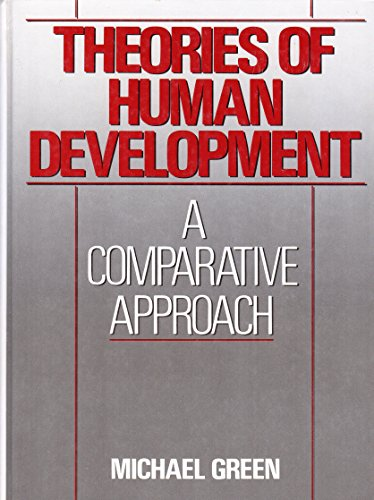 9780139146077: Theories of Human Development: A Comparative Approach