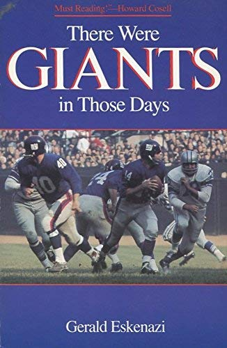 There were giants in those days (0139146806) by Eskenazi, Gerald