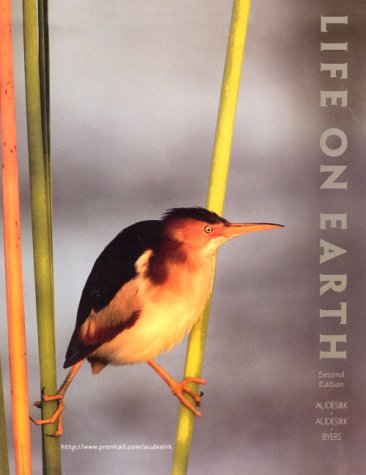 9780139156878: Life on Earth (2nd Edition)