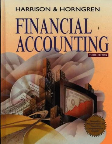 9780139159190: Financial Accounting (Charles T. Horngren Series in Accounting)