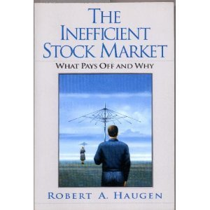 9780139171642: The Inefficient Stock Market: What Pays Off and Why