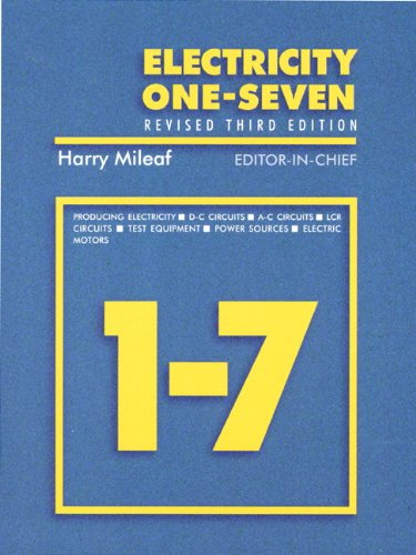9780139178573: Electricity One - Seven (3rd Edition)