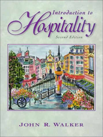 9780139178818: Introduction to Hospitality