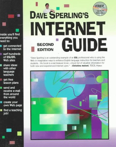 9780139180538: Dave Sperling's Internet Guide