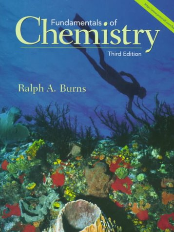 9780139186653: Fundamentals of Chemistry