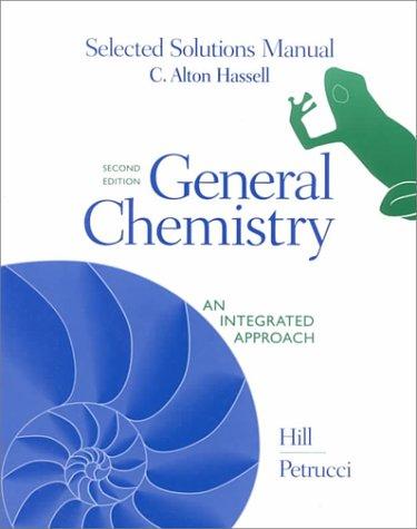 9780139187407: General Chemistry