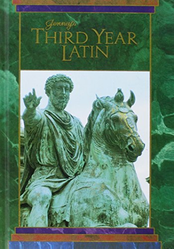 Third Year Latin (0139188142) by Charles Jenney